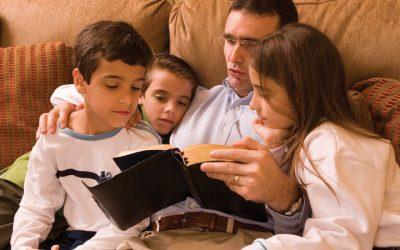 Книга Мормона дает семьям надежду и перспективу